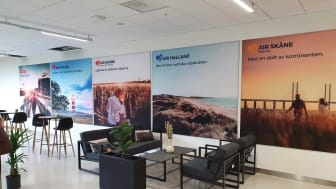 """Air Leap öppnar loungen """"Gästis"""" på Bromma Airport"""