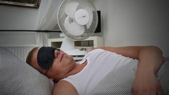 Guter Schlaf ist auch im Sommer keine Hexerei