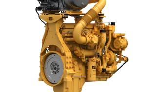 Motor Steg V från Caterpillar för remotorisering av diesellok