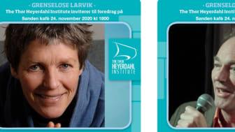 Thor Heyerdahl-instituttet og Vestfoldmuseene inviterer til gratis foredrag