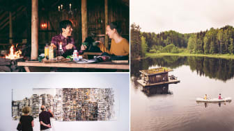 Foto øverst til venstre og til høyre: Ingeborg Lindseth. Foto nederst til venstre: Per Eriksson