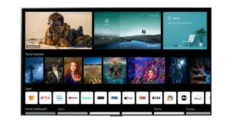 LG:s webOS 6.0 smart tv-plattform är utformad efter hur dagens tittare konsumerar innehåll