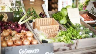 Ny hållbarhetsbarometer visar - Svenska matbutiker oinspirerande för klimatmedvetna