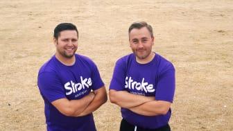 Tipton man organises Scoring Against Stroke for his dad