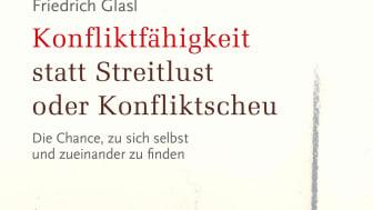 Cover des Buches ‹Konfliktfähigkeit› von Friedrich Glasl, Verlag am Goetheanum
