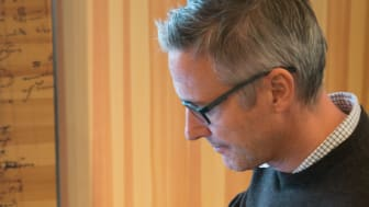 Henrik Norström på smakprovning fågel vid Smakmöte Exceptionell Råvara 2017