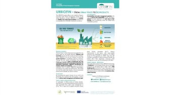 FACTSHEET FOR MUNICIPALITIES & WASTE MANAGEMENT COMPANIES