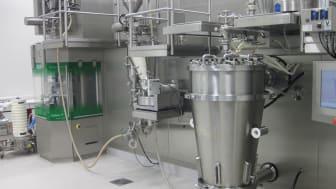 GEA Pharma Systems kontinuerliga processteknik stöder AstraZenecas fortsatta investeringar i R&D