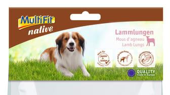 MultiFit native Snacks: Lammlungen