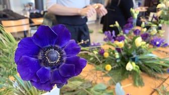 Premiär för Floristutbildning på Campus Västra Skaraborg