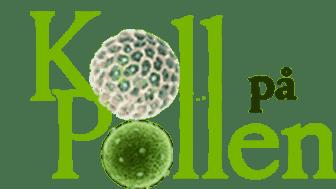 """""""Koll på Pollen"""" - ny webbsida med hälsodagbok"""