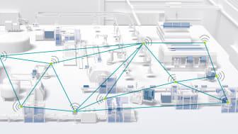 Phoenix Contact erbjuder industriella accessspunkter/klienter med stöd för meshteknologin