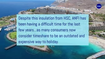 Does HSC's liquidation affect ANFI compensation claims?