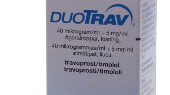 Nytt trycksänkande preparat kan öka följsamheten hos glaukompatienter