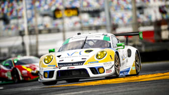 Christina Nielsen vil vinde 24-timersløbet på Daytona med Porsche