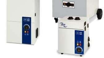Luftreningssystem (laser-damm-gas-ånga)