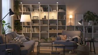 Find inspiration til belysning i bunden, og se priser på produktbillederne.