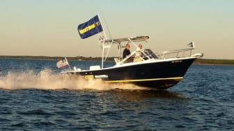 Hi-res image - VETUS Maxwell - VETUS Maxwell's Topaz Demo Boat will be available for sea trials at IBEX show