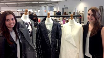 Northumbria students stride into London Graduate Fashion Week