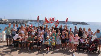 Hennig-Olsen leverer softis-maskin til verdens mest besøkte sjømannskirke