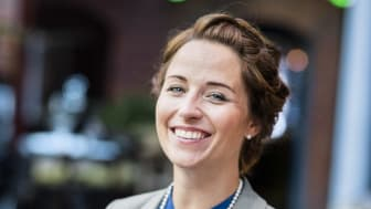 Cecilia Sandström, Food & Beverage manager hos Blå Huset.