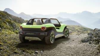 Fyra världspremiärer för Volkswagen i Genève