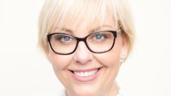 Ny styreleder i Stiftelsen Organdonasjon, Nina Roland. Foto: Mona Hauglid.