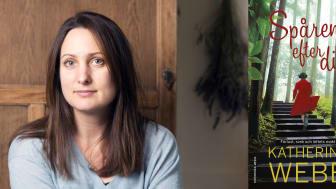 Storsäljande Katherine Webb  till Sverige – med ny roman