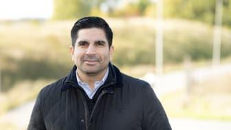 Andreas Suazo, nätexpert på Telenor