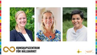 Annelie Börjesson, Annika Ramsköld,  Parul Sharma i digitalt panelsamtal 24 november 2020