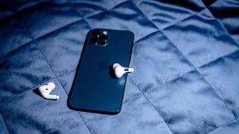 Mobiltelefoni är den största kategorin begagnad elektronik som säljs på Tradera