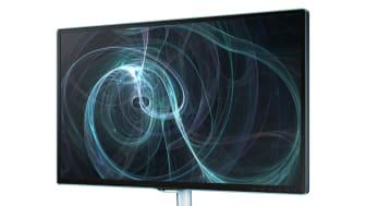 Samsung viser frem nye innovative monitorer på Samsung European Forum