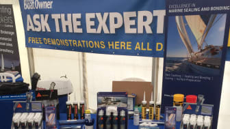 Sika UK's Stand at Ask the Experts Live