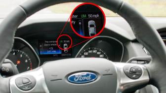 Fords fartsbegrenser kan spare både penger og prikker.