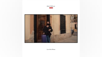 Jakob Hellman släpper sitt första livealbum: Live från Palma