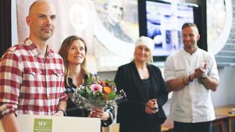 Vinnare 2015 - Catxalot. Den 1 juni presenteras vinnaren av Nyskaparstipendiet 2017 på Stora Scenen i Kungsträdgården