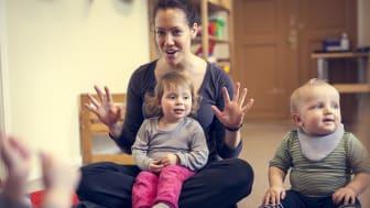 50% barnehagelærere er en veldig god ide!