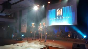 Scandics Vegard Johansen er årets unge leder