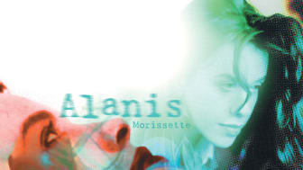 Alanis Morissette - Jagged Little Pill (artwork)