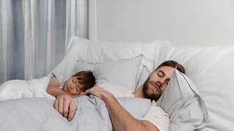 3 av 4 ambulanssjukvårdare fick bättre sömn.