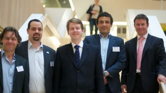 Cyber security experts raising awareness about the importance of cyber security for SMEs