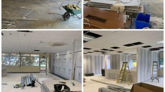 Adder Global HQ Undergoes Renovation