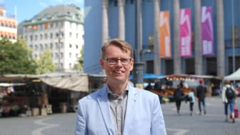 Niklas Jardeby, vd ZeroLime
