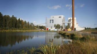 Nu invigs Dåva 2 – Umeå Energis gröna miljardsatsning