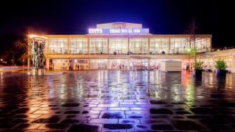 Malmö opera- och musikteater blir helägt av Region Skåne i det nya kulturavtalet mellan Region Skåne och Malmö Stad. Bild: Werner Nystrand