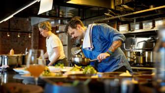 Den lilla krogen är en av tolv restauranger som deltar i Smaka på Skövde - sommarkortet. Foto: Tobias Andersson/Next Skövde