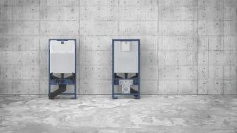 GROHE Rapid SLX indbygningcisternen der er nem at installere, justere og forbinde med fremtiden.