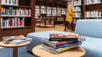 Bibliotek Nasjonalmuseet Foto Frode Larsen_Nasjonalmuseet