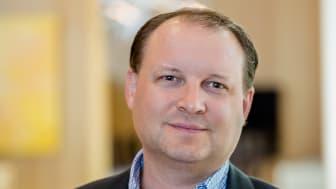 Erik Bjordal, salgs- og markedsdirektør i Frende.