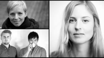 Ny generation formgivare i Young Designers på Formex